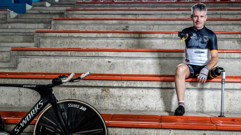 Erich Winkler - Para-Radsport